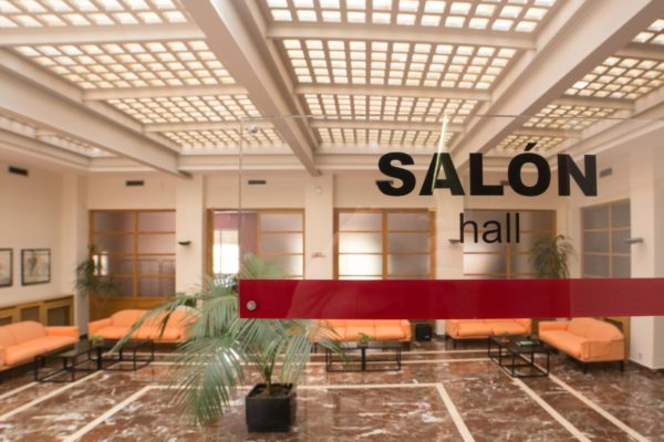 Salon de residencias para estudiantes en Madrid