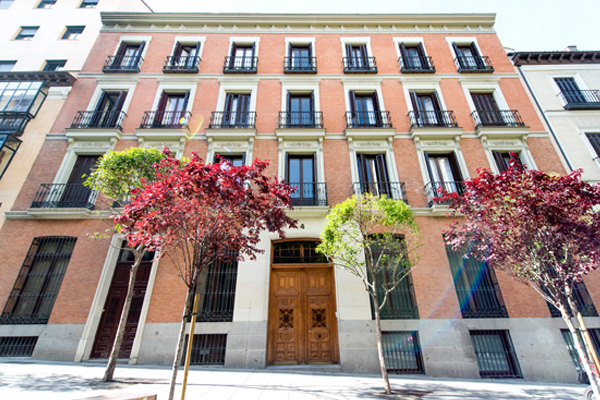 residencia universitaria madrid